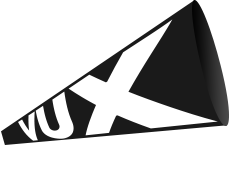 VUX World logo