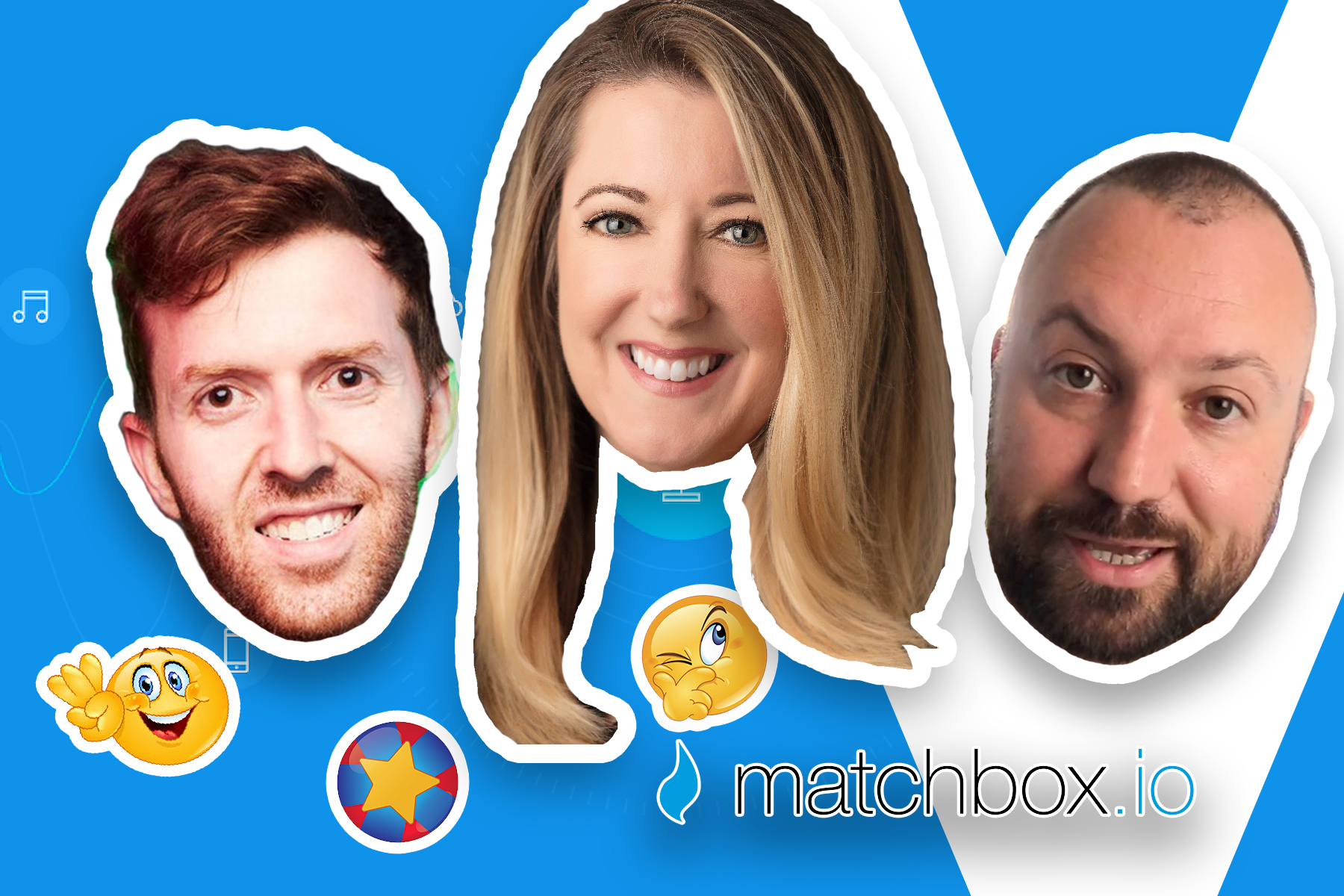 Sarah Andrew Wilson of Matchbox.io on the VUX World podcast with Kane Simms and Dustin Coates