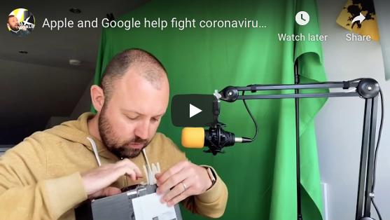 Apple and Google coronavirus partnership