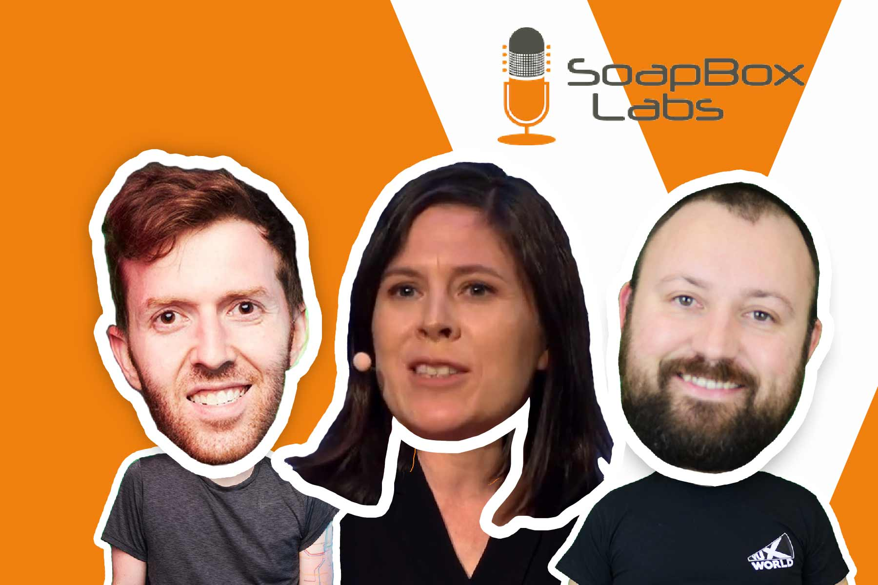patricia scanlon of soapbox labs joins kane simms and dustin coates on the vux world podcast