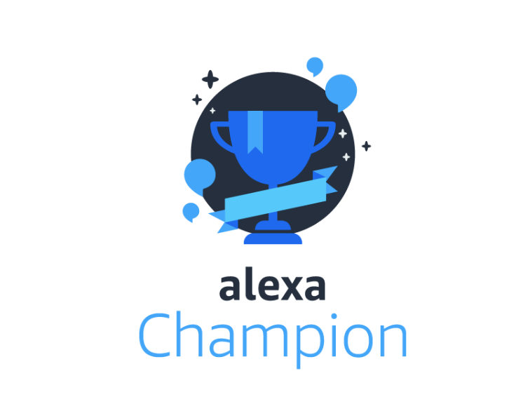 Amazon Alexa Champion