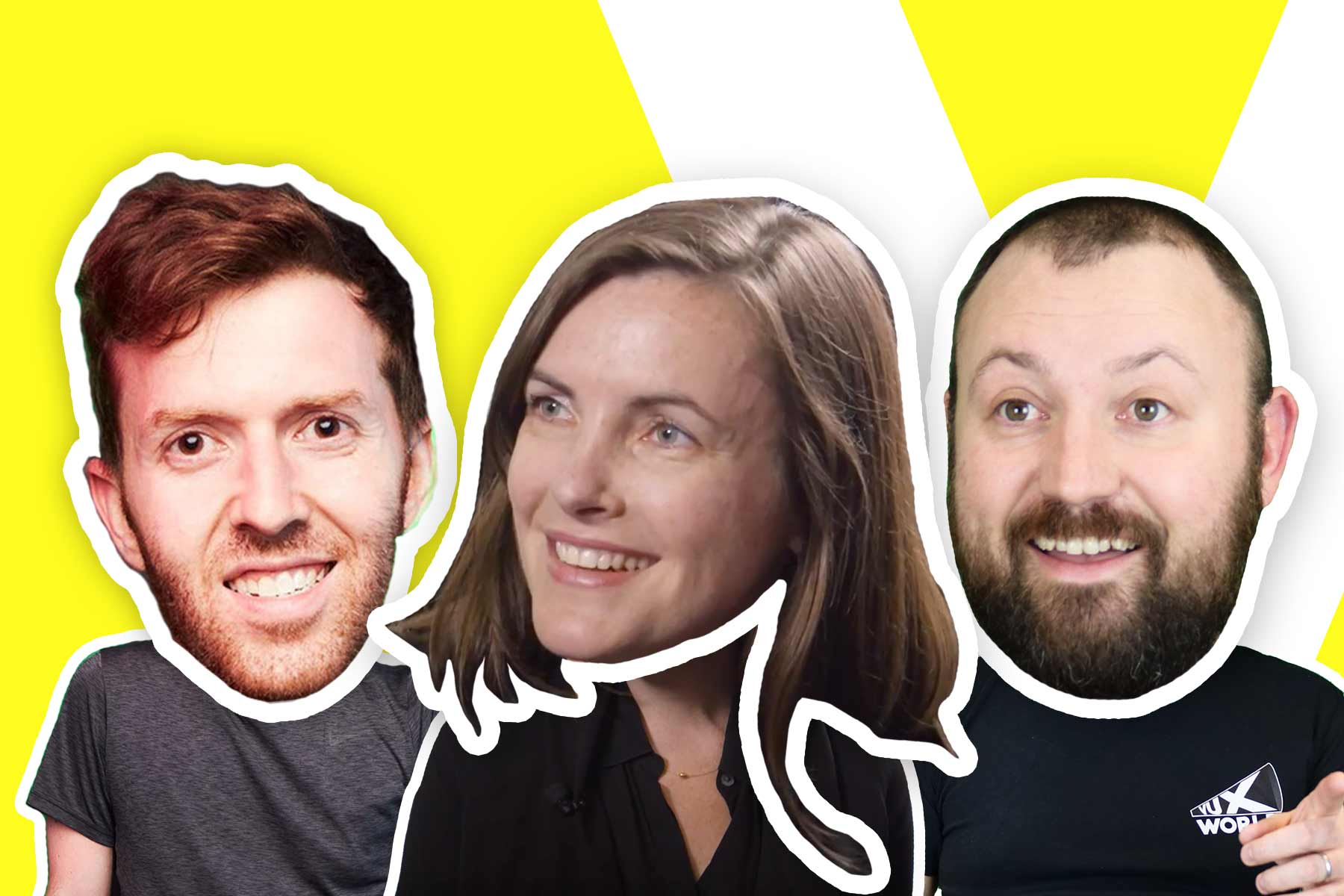 Dustin Coates, Claire Mitchell and Kane Simms on the Rundown, VUX World