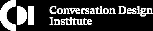 Conversation Design Institute logo