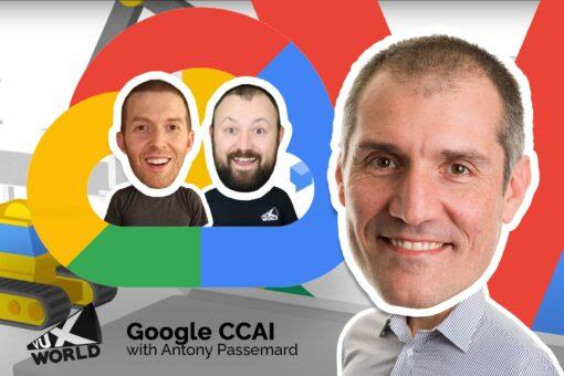 Google CCAI Contact Centre AI with Google Cloud's Antony Passemard on VUX World