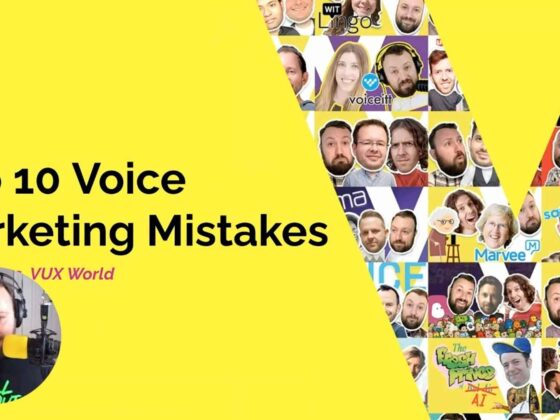 Kane Simms All about voice marketing mistakes