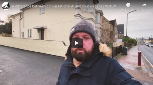 Kane Simms VUX World Vlog