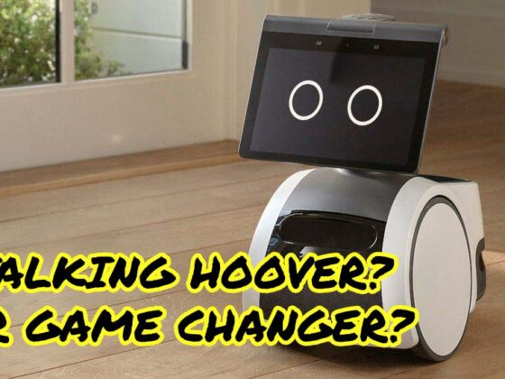 Talking hoover or game changer - amazon astro