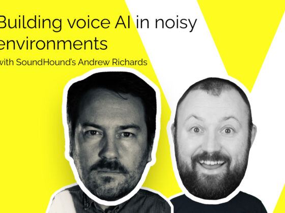 Voice AI in noisy environments with SoundHounds Andrew Richards