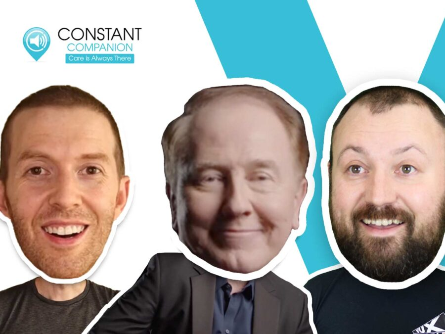Mark Gray from Constant Companion on VUX World Live