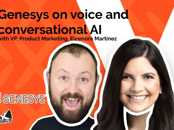 genesys on voice and conversational ai with elcenora martinez