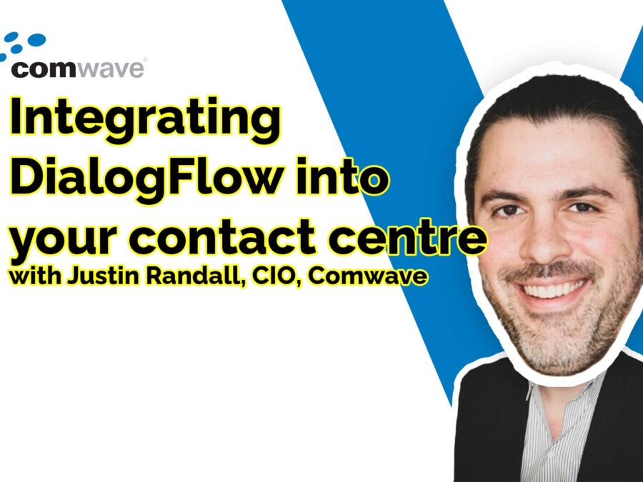 Justin Randall on VUX World discussing integrating dialogflow into contact centres
