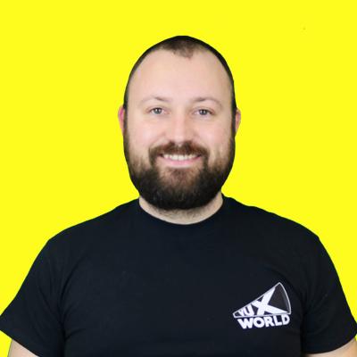 Kane Simms, Co-Founder, VUX World
