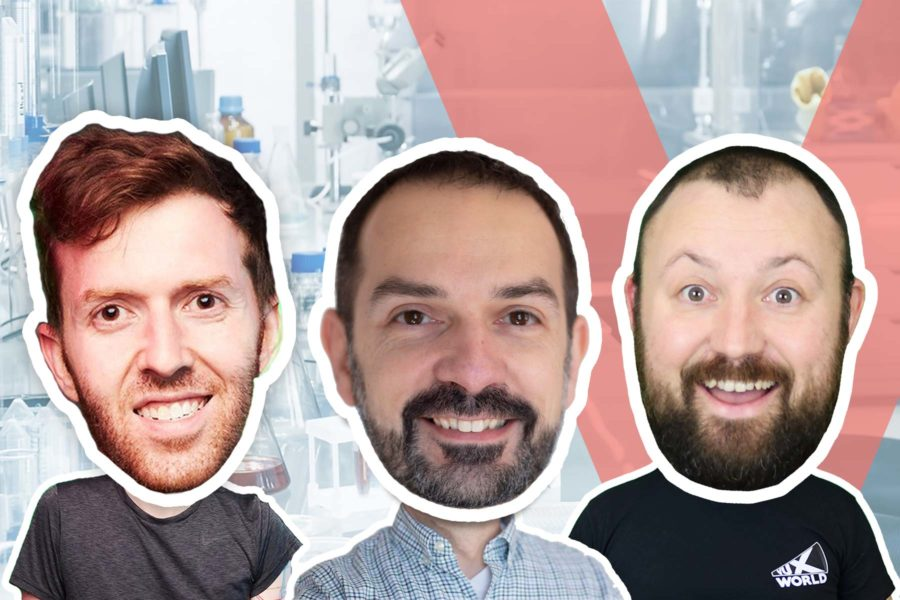 Dan DeAlmeida on VUX World using voice to make scientists more productive