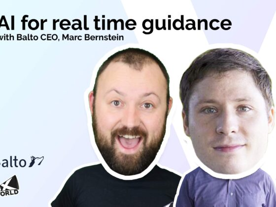 real time guidance wit\h marc bernstein