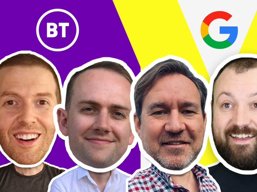 the future of conversational commerce with Dustin Coates, Kane Simms, David Clark and Tim Atkinson