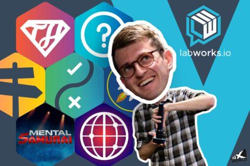 tom hewitson lab works on vux world