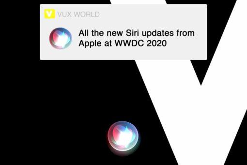 wwdc 20 siri updates vux world